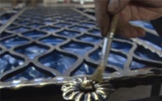 Производство художественной ковки