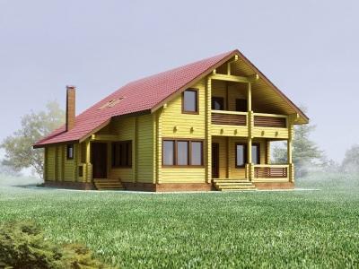 Что построить из профнастила на даче?